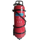 OPTIMAX Fire Extinguisher ABC Dry Chemical Powder (Store Pressure) [DC-100 Trolley] - Pemadam Kebakaran